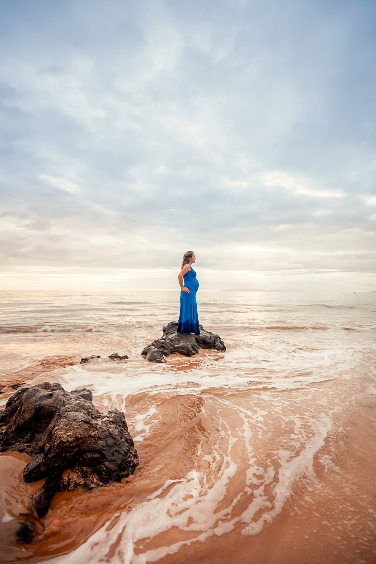 vancouver island maternity photographer